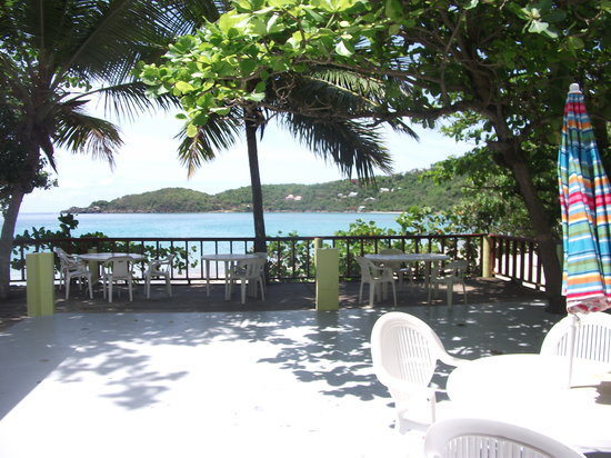From Nicoles - Brewers Bay, Tortola
