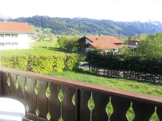 Hotel Alpenblick Berghof: Alpenblick