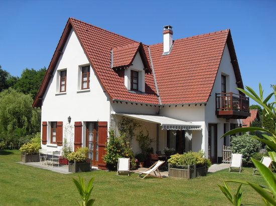 Clos de l'Ermitage : La maison d'hôtes