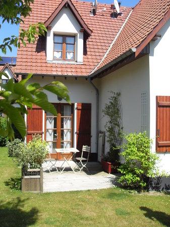 Clos de l'Ermitage: La maison d'hôtes