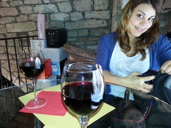 Le delizie di Bacco: Vino rosso di Montefalco