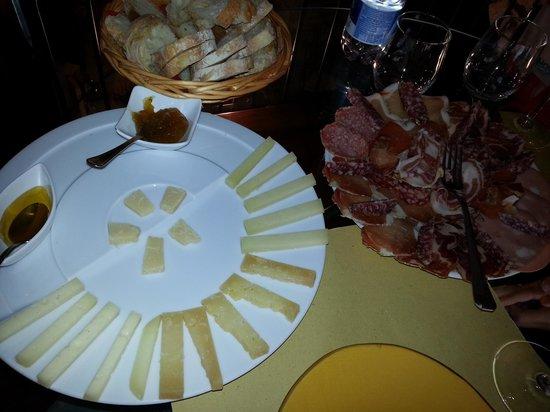 Le delizie di Bacco: Mix formaggi