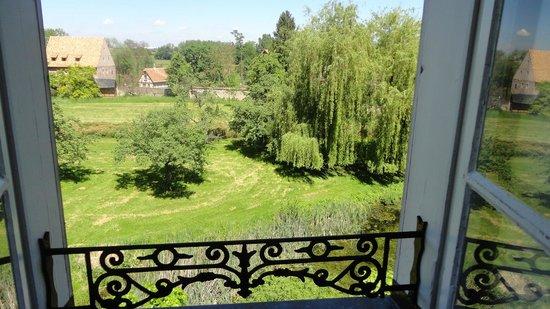 Chateau de Werde : views