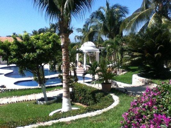 Punta Esmeralda Hotel & Suites : Desde mi habitacion