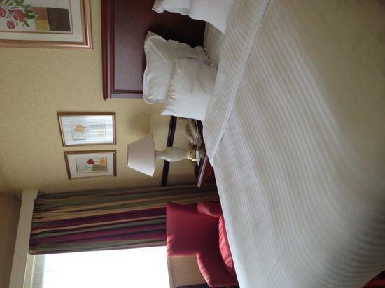 Newcastle Marriott Hotel Gosforth Park : Amazing bed!