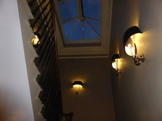 The Chester Residence: Beautiful Georgian skylight