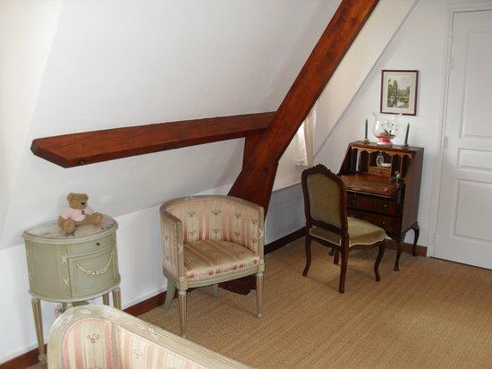 """Clos de l'Ermitage: """"La chambre de Lucie"""""""