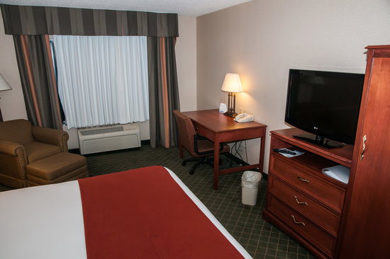 Holiday Inn Express Auburn: King Room