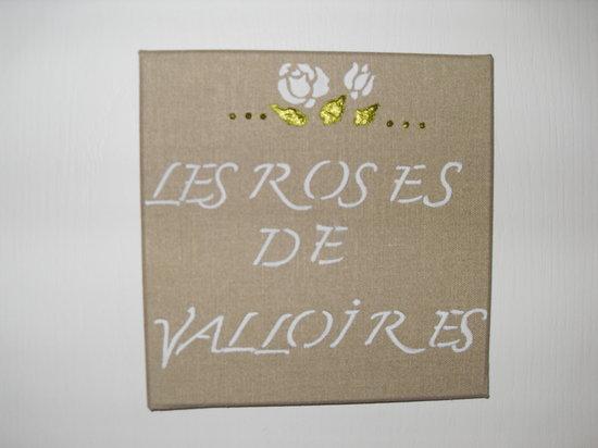 """Clos de l'Ermitage: """"Les roses de Valloires"""""""