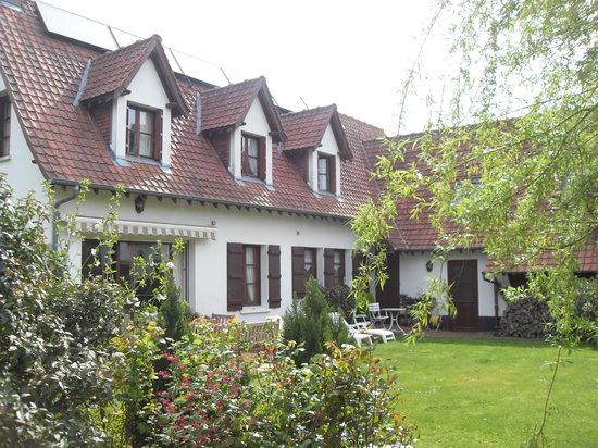Clos de l'Ermitage: La propriété