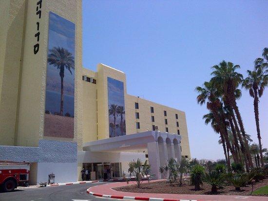 Herods Hotel Dead Sea: Front