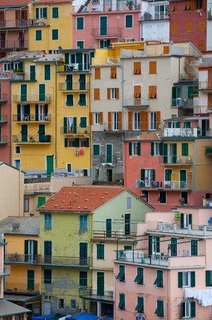 Hotel Firenze e Continentale La Spezia: Cinque Terre - Manarola