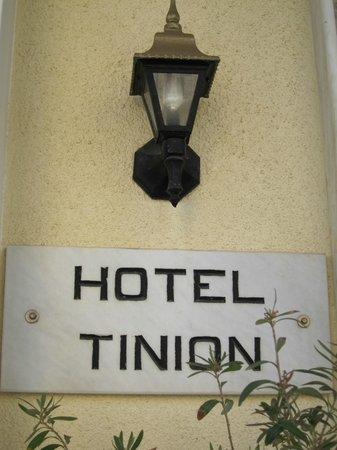 Tinion Hotel: Bienvenue à Tinos