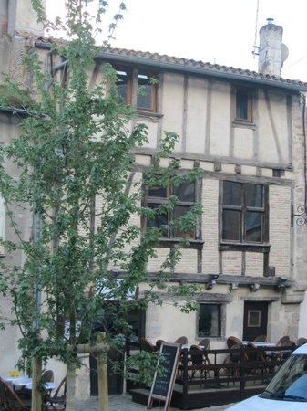 Le Vauvert : Dans le centre historique