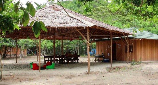 Raja Ampat Biodiversity Eco Resort: Communal Chillax Area