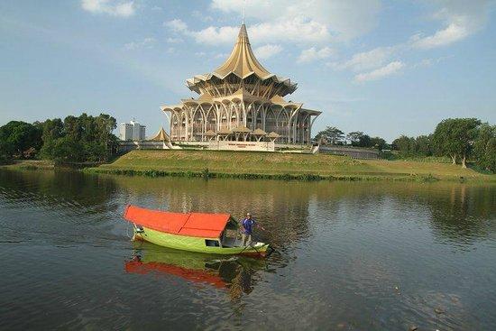 Lapangan Terbuka Kuching