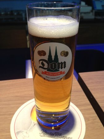 IntercityHotel Bonn : MY FIRST BEER IN BONN