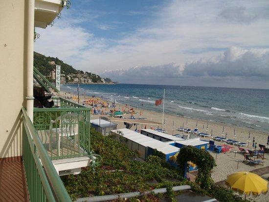 Hotel Eden: panorama
