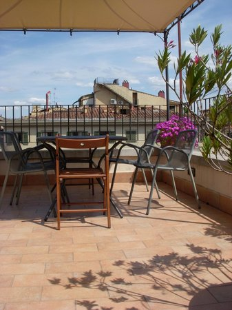 Il Bargello B&B : Rooftop terrace