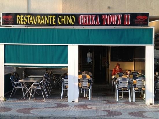 China Town II: Add a caption