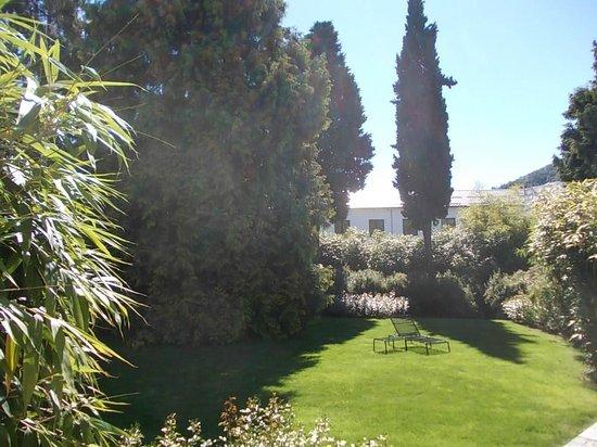 Alter Hotel : Giardino