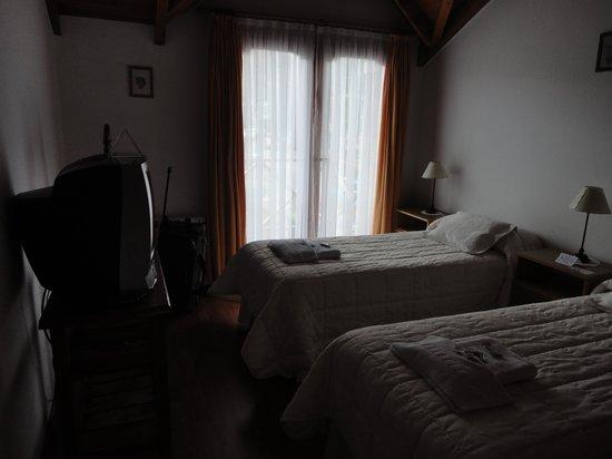Patagonia Apart: interior