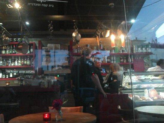 Campanello Caffe: Restaurant