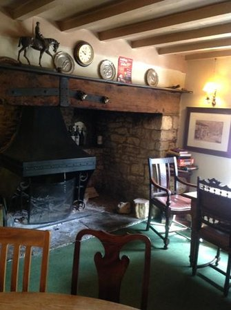 The Three Horseshoes Inn: Add a caption