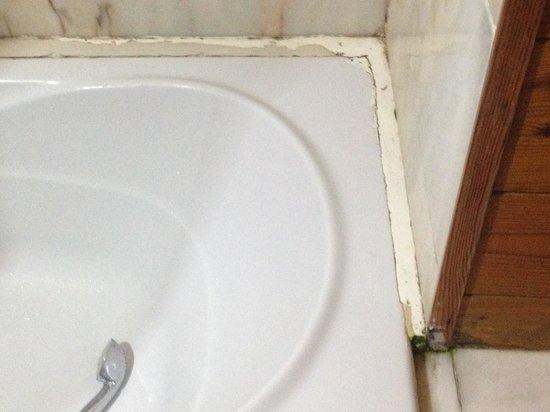 Casal Santa Virginia: Bathtub