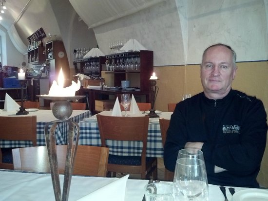 Restaurant Suomenlinnan Panimo: View 1