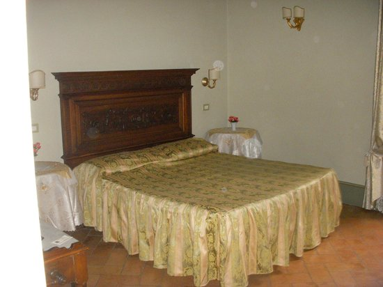 Antica Residenza Cicogna: Bedroom