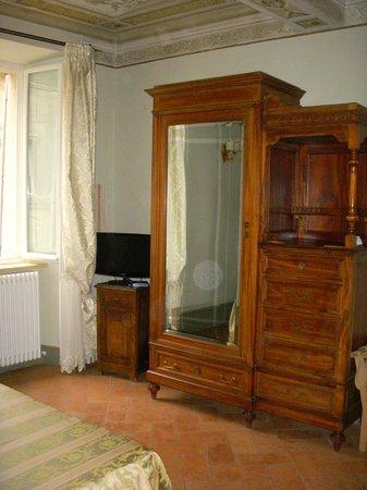 Antica Residenza Cicogna: Bedroom