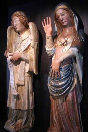 Museo Catedralicio: Watchful Virgin, Statuary