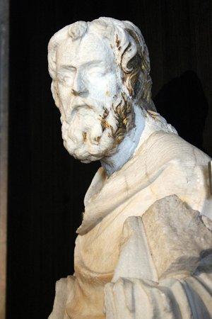 Museo Catedralicio: Wise Face, Statuary