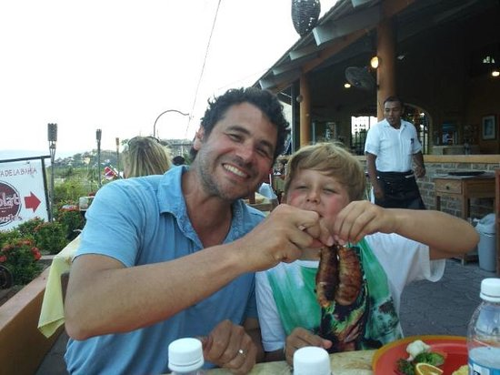 Xocolatl Fajitas Salad & Grill: The Joy