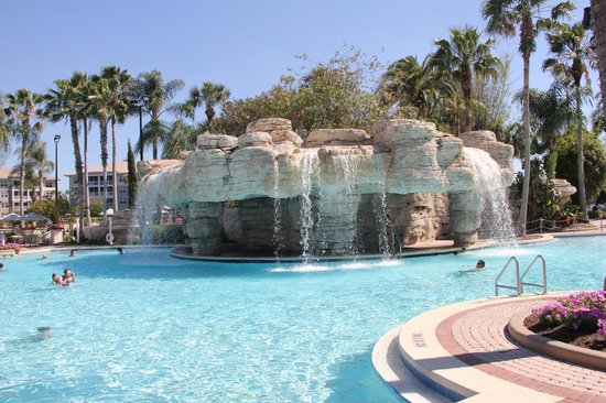 Sheraton Vistana Resort Villas- Lake Buena Vista : large pool