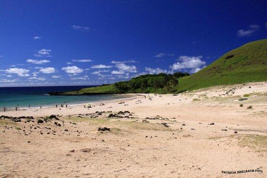 Anakena Beach: Anakena