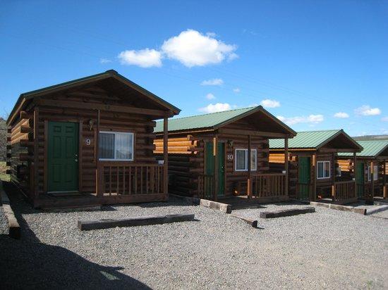 Bryce Gateway Inn: Harold's Place Cabins