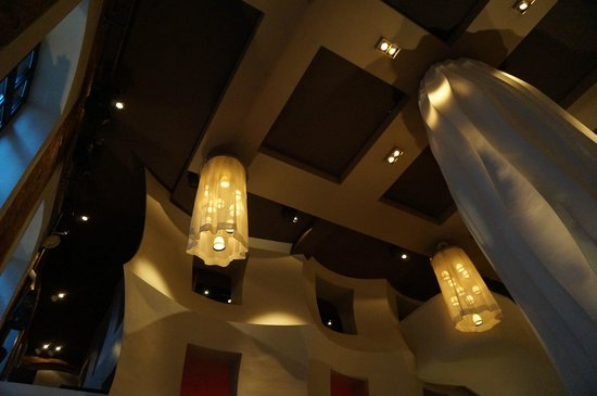 east Design Hotel Hamburg: Restaurant