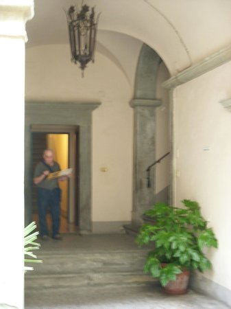 A Palazzo Busdraghi, Residenza d'Epoca : Entrance to hotel
