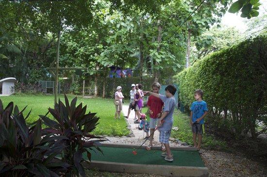 Jungle Mini Golf, Nosara : Hole #13