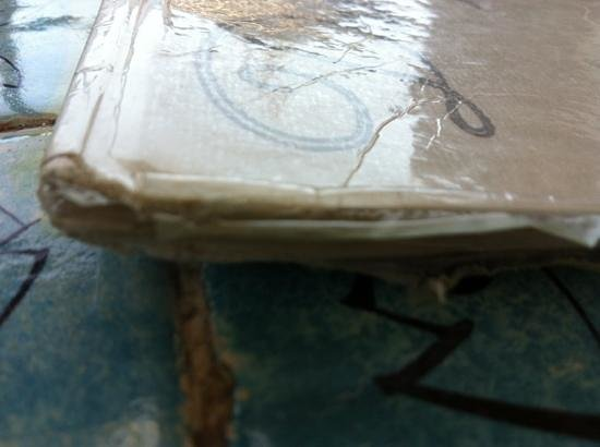 Das Pastellhaus: Dirty Menu up-and-close