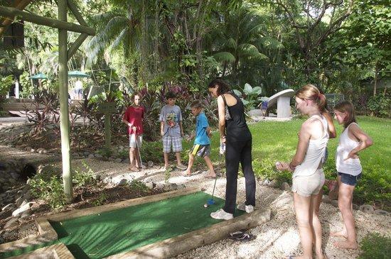 Jungle Mini Golf, Nosara : Hole #18