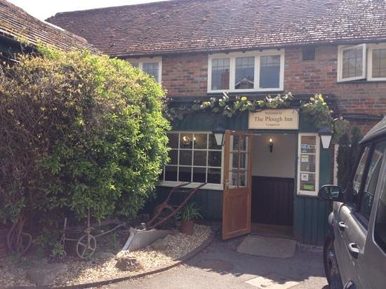 Londonna Tour Guide: pub we ate lunch at