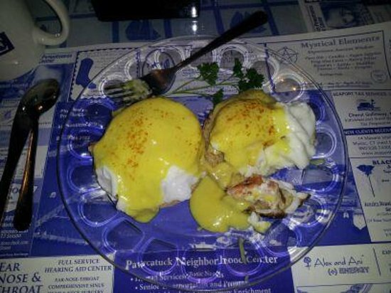 Kitchen Little: Lobster Benedict