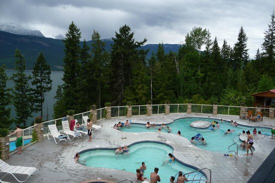 Halcyon Hot Springs Spa: Halcyon