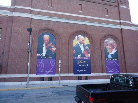 Boston Symphony Orchestra : Boston Symphony