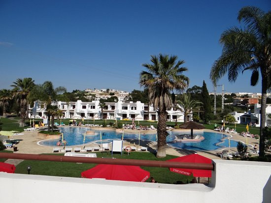 Clube Albufeira Resort: Piscina principal