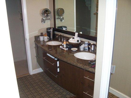 Hotel Vista Del Mar: bath room