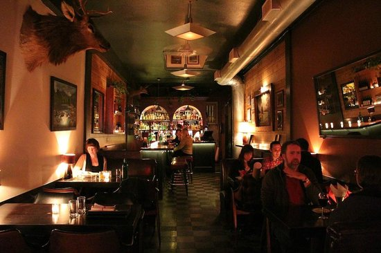 Savoy Tavern: Our Tavern